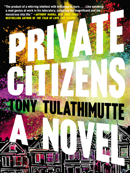 Cover of Private Citizens